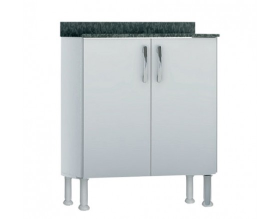 Modulado Cozinha Bruna II 4609 Balcão 2 Portas