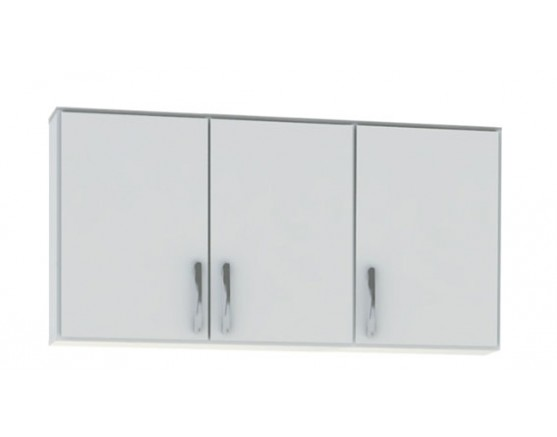 Modulado Cozinha Bruna II 4627 Armário 3 Portas Fechado 1,20 m