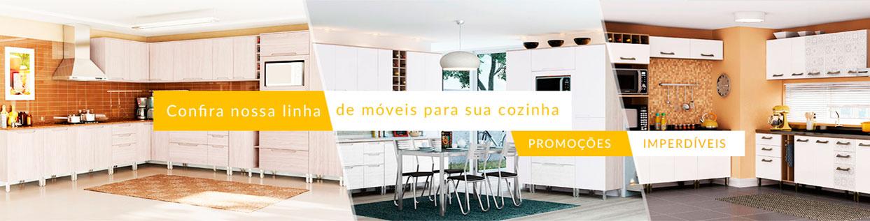 Loja de Móveis para Cozinha e Outros Produtos do Seguimento de Móveis.